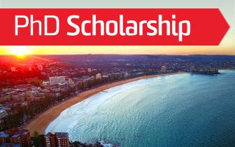 2018 Manly Beach_PhD scholarship