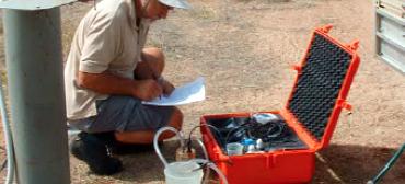 Groundwater field equipment 1