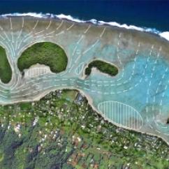 Muri currents - Mode 2 high tide