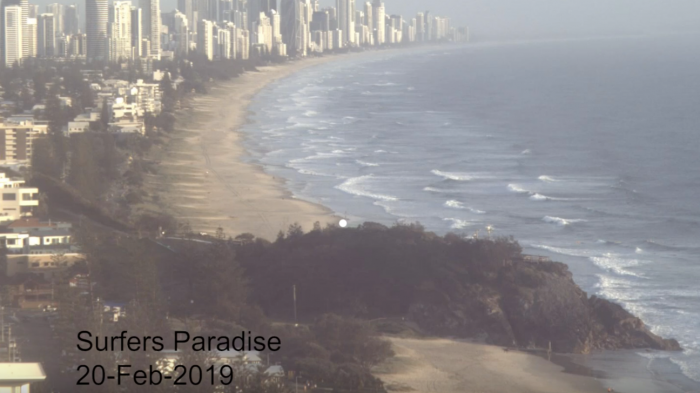 Surfers Paradise during TC Oma Screen Shot