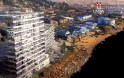 3D drone footage after Collaroy storm damage