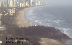 Surfers Paradise during TC Oma Screen Shot