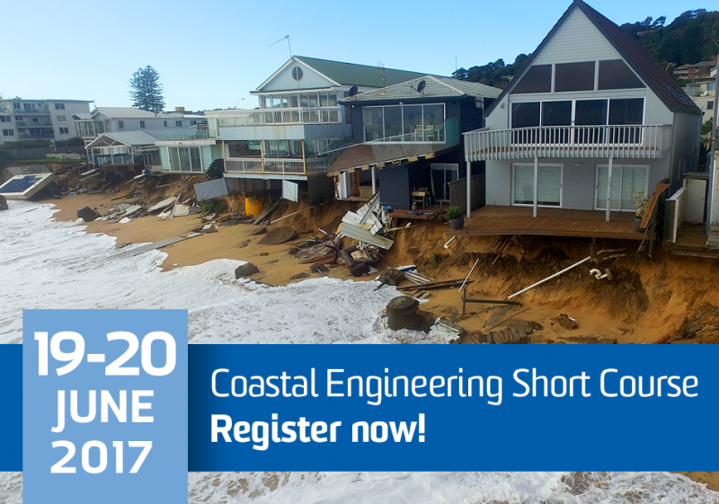 2017 Coastal Engineering Short Course | Register now!