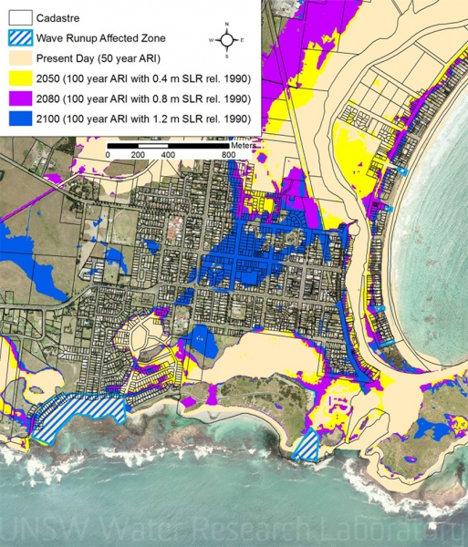 Port Fairy coastal hazard assessment